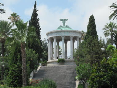Temple des amoureux in Nice